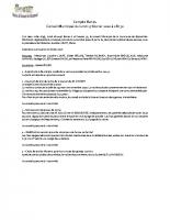 Conseil Municipal du 17 février 2020