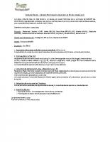 Conseil Municipal du 20 février 2019