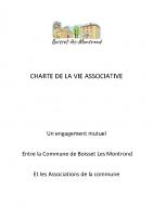 Charte des associations 2020